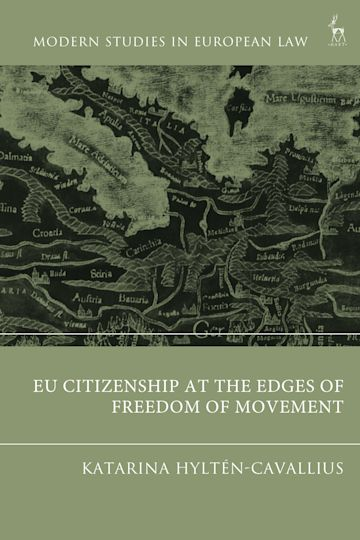 EU Citizenship at the Edges of Freedom of Movement cover