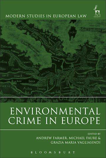 Environmental Crime in Europe cover
