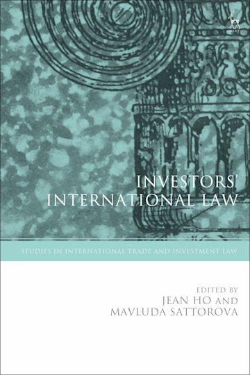 Investors' International Law cover