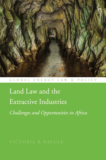 Land Law and the Extractive Industries cover