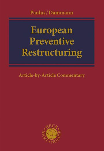 European Preventive Restructuring cover