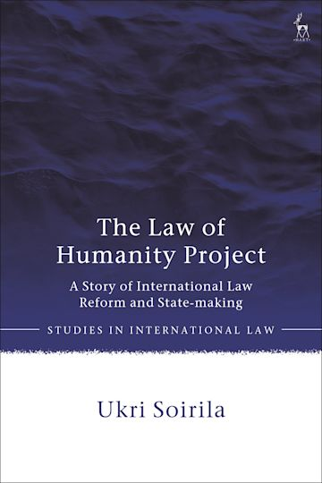 The Law of Humanity Project cover