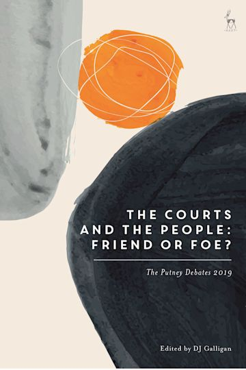 The Courts and the People: Friend or Foe cover