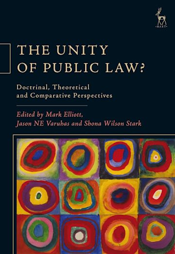 The Unity of Public Law? cover