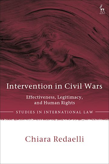 Intervention in Civil Wars cover