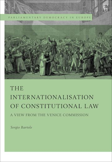 The Internationalisation of Constitutional Law cover