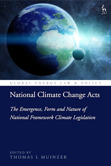National Climate Change Acts cover