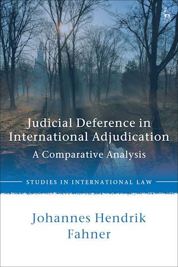 Judicial Deference in International Adjudication cover