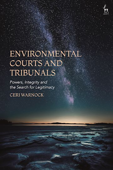 Environmental Courts and Tribunals cover