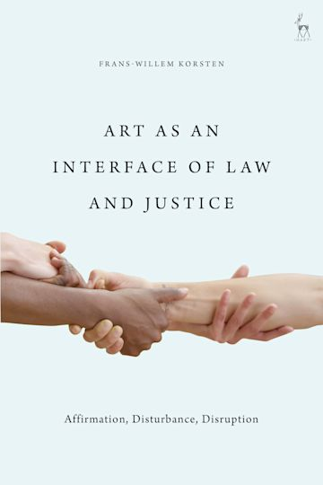 Art as an Interface of Law and Justice cover