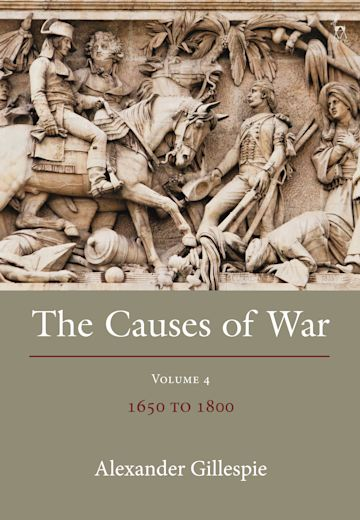 The Causes of War cover