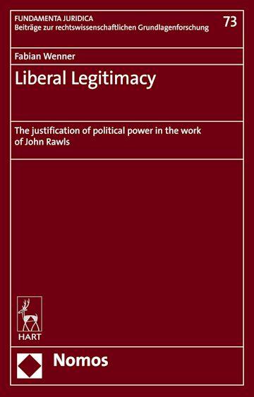 Liberal Legitimacy cover
