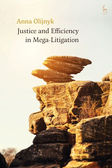Justice and Efficiency in Mega-Litigation cover