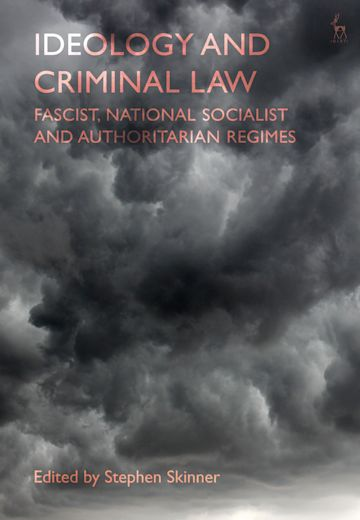 Ideology and Criminal Law cover