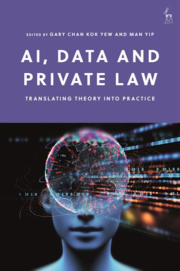 AI, Data and Private Law cover