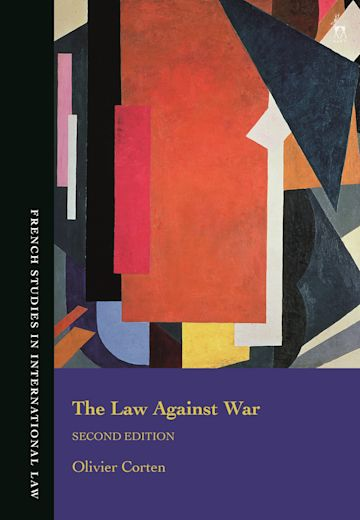 The Law Against War cover