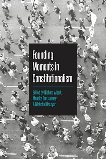 Founding Moments in Constitutionalism cover