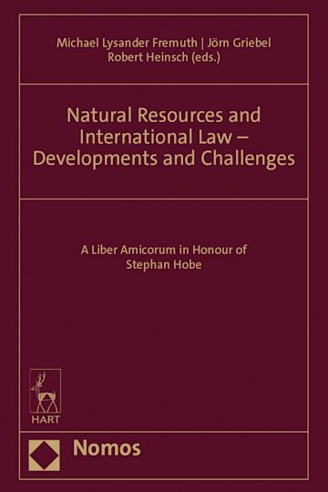 Natural Resources and International Law cover