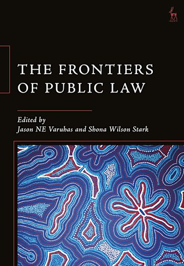 The Frontiers of Public Law cover