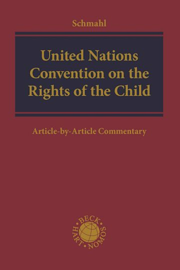 United Nations Convention on the Rights of the Child cover