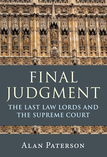 Final Judgment cover