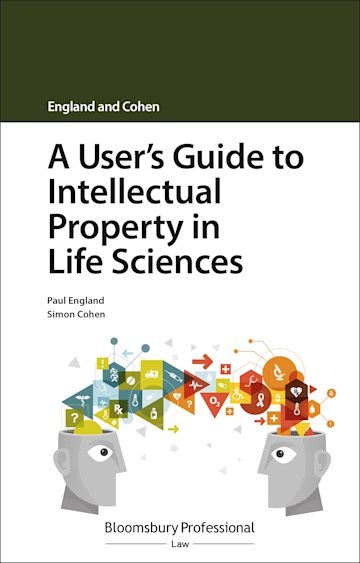A User's Guide to Intellectual Property in Life Sciences cover
