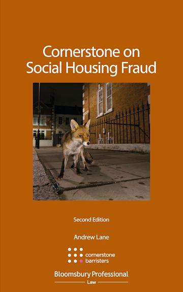 Cornerstone on Social Housing Fraud cover