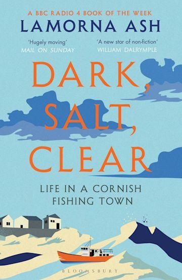 Dark, Salt, Clear cover