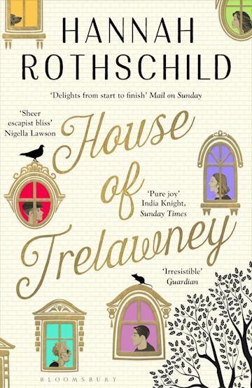 House of Trelawney cover