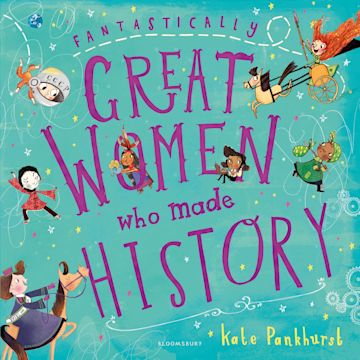 Fantastically Great Women Who Made History cover
