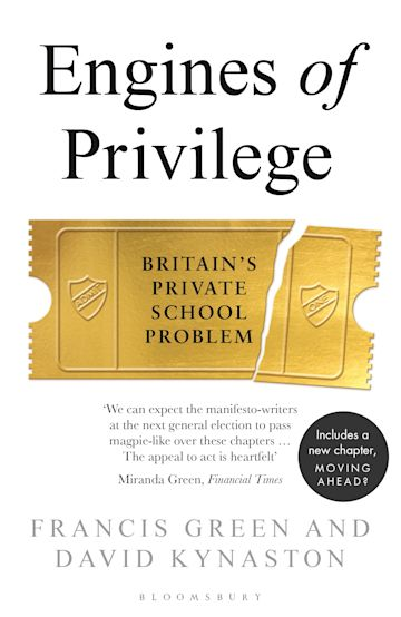 Engines of Privilege cover