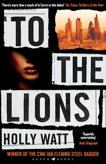 To The Lions cover