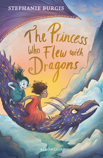 The Princess Who Flew with Dragons cover