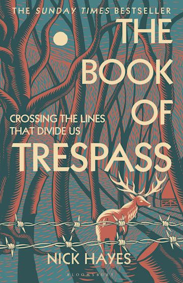 The Book of Trespass cover