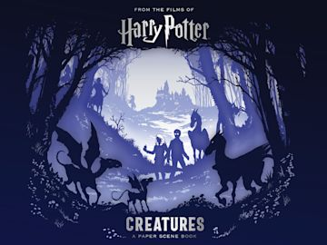 Harry Potter – Creatures cover