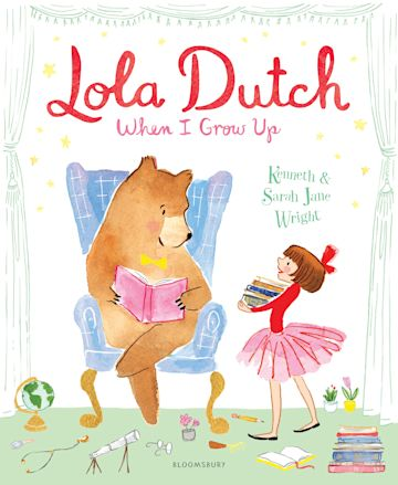 Lola Dutch: When I Grow Up cover