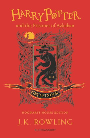 Harry Potter and the Prisoner of Azkaban – Gryffindor Edition cover