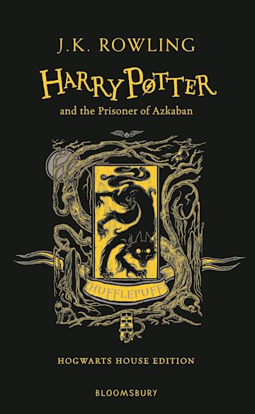 Harry Potter and the Prisoner of Azkaban – Hufflepuff Edition cover