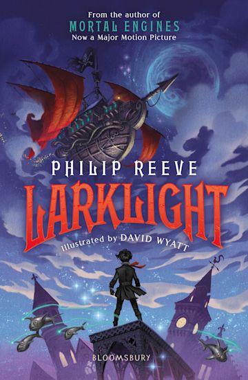 Larklight cover