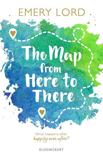 The Map from Here to There cover