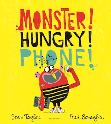 MONSTER! HUNGRY! PHONE! cover