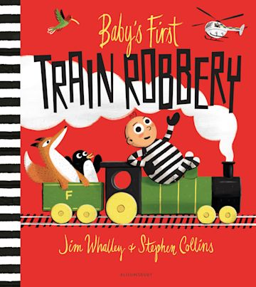 Baby's First Train Robbery cover