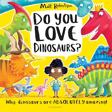 Do You Love Dinosaurs? cover