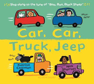 Car, Car, Truck, Jeep cover