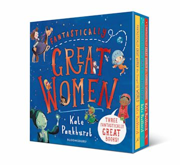 Fantastically Great Women Boxed Set cover