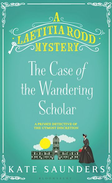 The Case of the Wandering Scholar cover