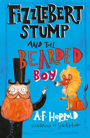 Fizzlebert Stump and the Bearded Boy cover