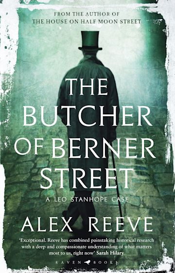 The Butcher of Berner Street cover