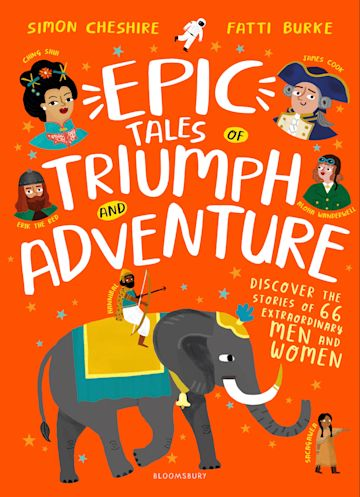 Epic Tales of Triumph and Adventure cover