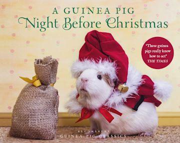 A Guinea Pig Night Before Christmas cover
